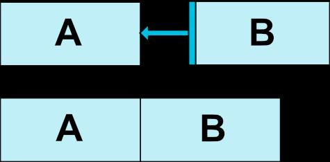 图1 相对定位例子